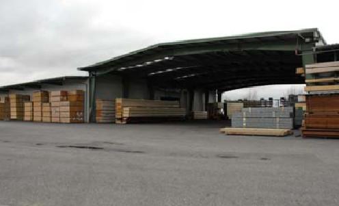 Placówka Operacyjny / siedziba blisko 2425 Nickel wsi , około 60.000 m² , Zakup (Objekt Nr. 050/00685)